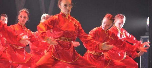 Четверть века в мире танцевального искусства