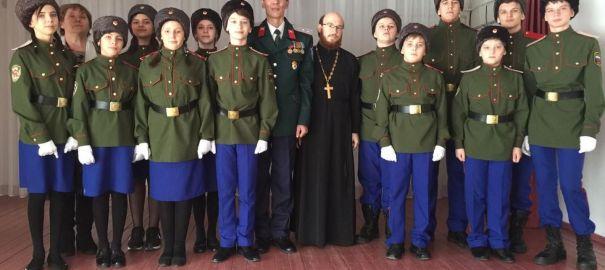 Мирные победы юных казаков