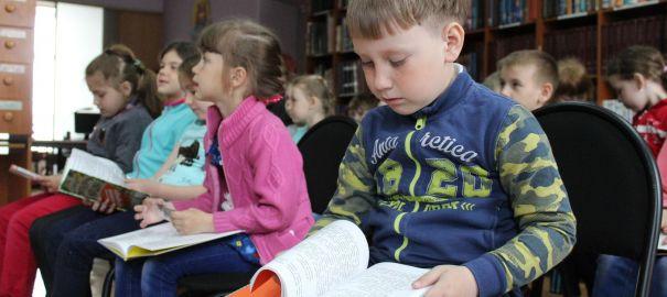Книги для детской библиотеки