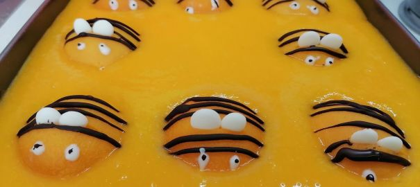 Торт «Пчелки»