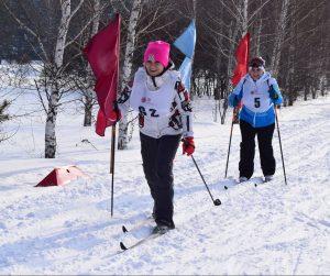 Нешуточные лыжные гонки, или Очередная проверка на прочность!